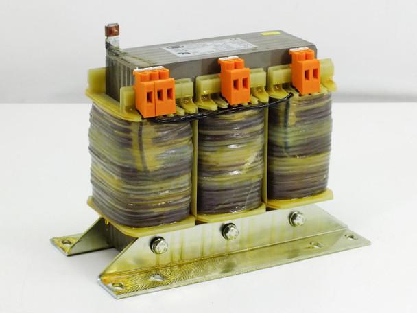J Schneider EN61558-2-13 Transformer 220V - 400V CLES 1.25B-980408T1 Transformer