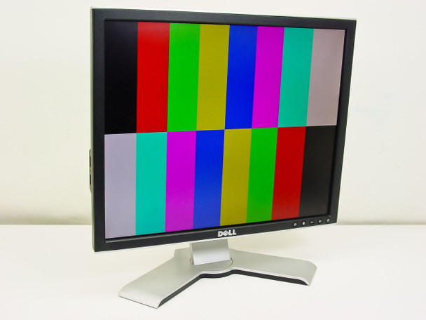 "Dell DC323 19"" LCD Flat Panel Display Monitor 1107FPt Active Matrix TFT"