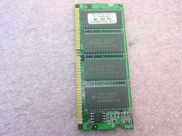 Generic 16MB Toshiba Laptop Memory 500CDT (Name Brand)