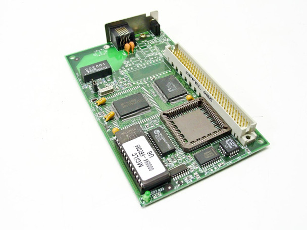 Asante  MCLC  Nubus Ethernet Card Rev. 6 with FPU Socket for Apple Computer