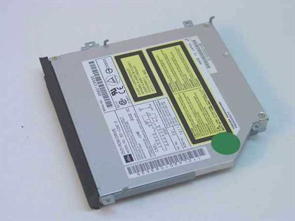 Toshiba DVD ROM Drive 8 x 24 for Satellite 1115 (SD-C2612) - AS IS