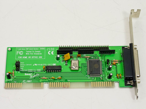 Smart & Friendly ISA SCSI Controller Card 16 Bit (3510A)