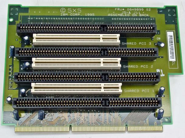 IBM 06H9086 3 PCI 4 ISA Riser Card for PC350/750 Desktop Computers