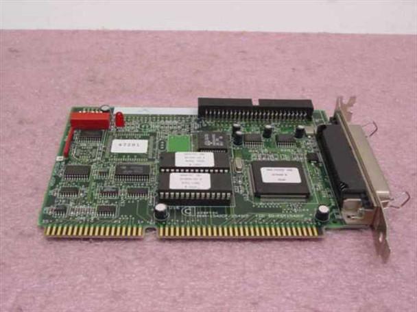 Adaptec AHA-1540CF 16-Bit ISA SCSI Controller Card - Internal and External Ports