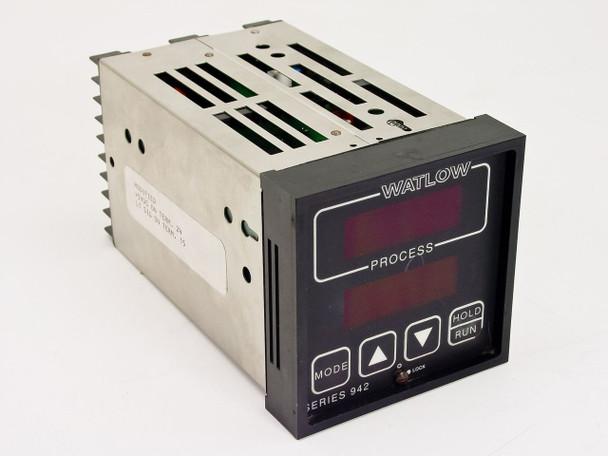 Watlow 942A-2FA0-B000 Microprocessor-Based Ramping Control - Series 942