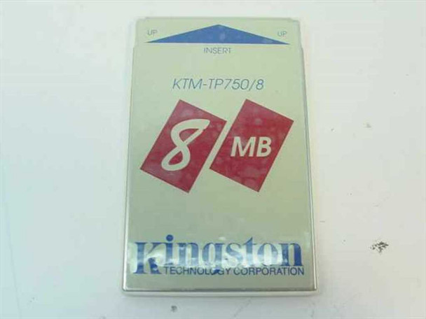 Kingston KTM-TP750/8 8MB IBM Laptop Memory Card PA2013U for Thinkpad 750 Series