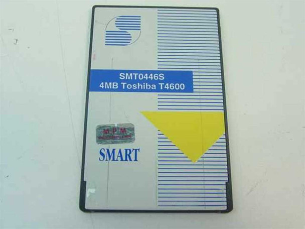 Toshiba 4MB Toshiba Laptop Memory Card PA2012U SMT0446S