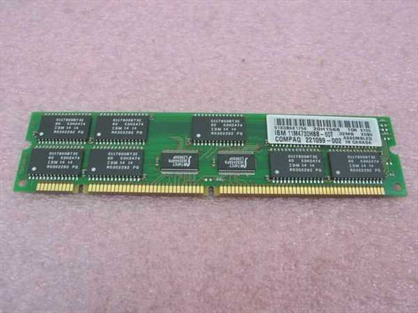 Compaq 32MB 60NS DIMM EDO Memory Proliant 5000 & DP XL (221099-002)