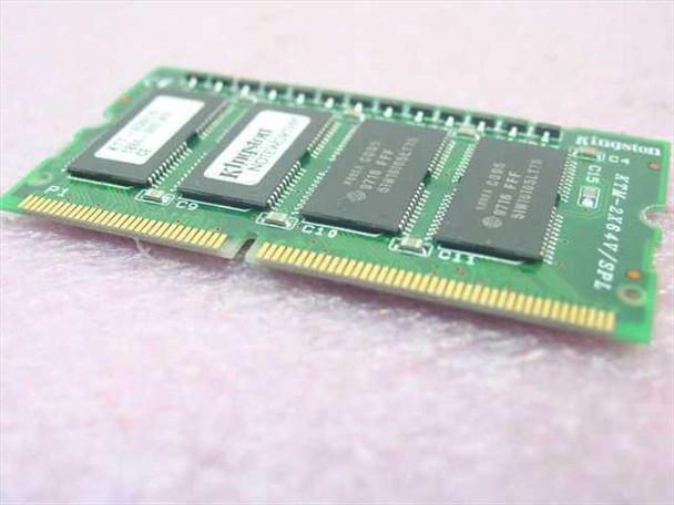Kingston 16MB Toshiba Laptop Memory PA2039U 500CDT KTT-650/16