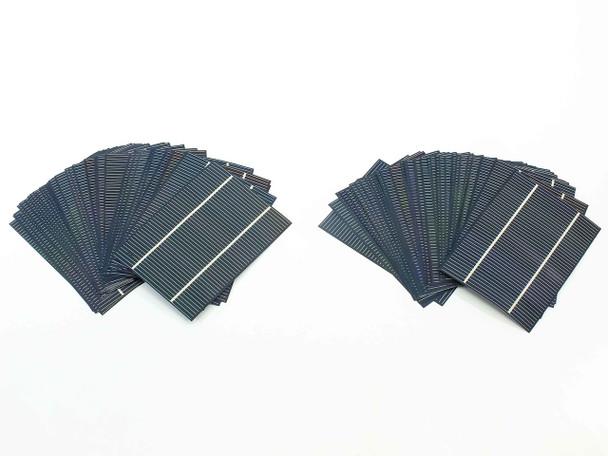 Solopower SP3 1.25 Watt Lightweight Thin Flexible CIGS Solar Cell Lot of 100