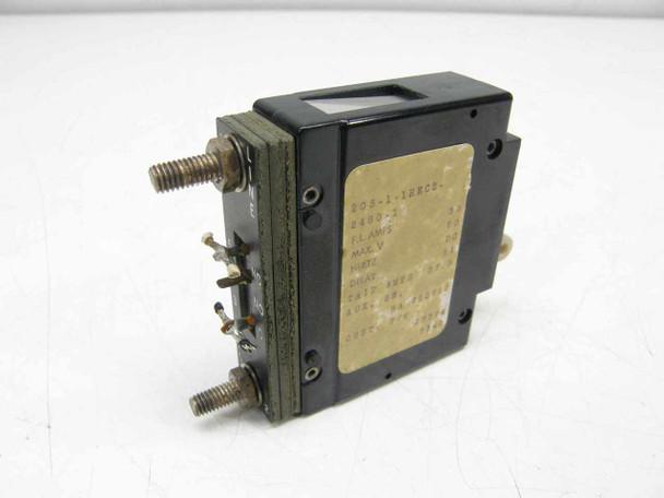 Airpax 205-1-11REC2-2480-1  30 Amp Circuit Breaker