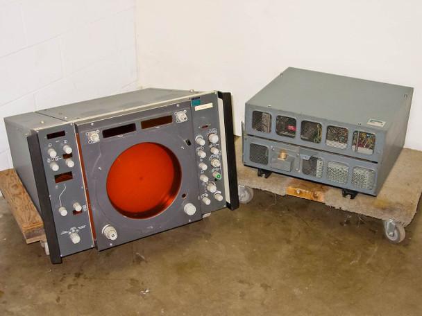 Decca Radar TMS 1230C True Motion S-Band 10cm Radar System - AS-IS