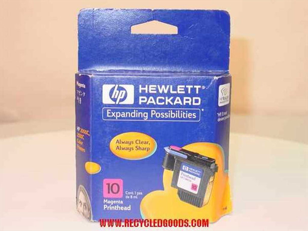 HP C4802A Printhead HP 10 Magenta - Expired