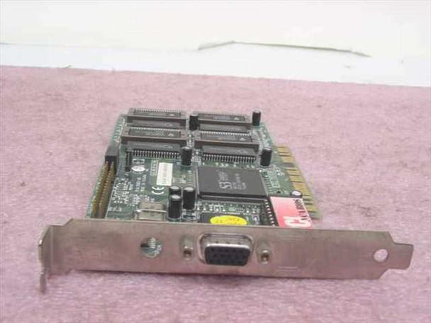 S3 9503-18 4MB VGA PCI Video card - VV-PXG422