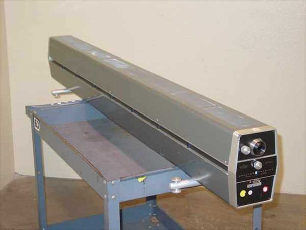 Spectra Physics 125A 50mW HeNe Laser Head 125A-3 - No Power Supply - AS IS
