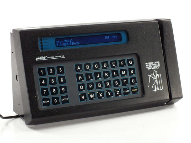 Control Module 2015-T0017 2000 Series CMI SaveTime Time Clock Terminal No Keys