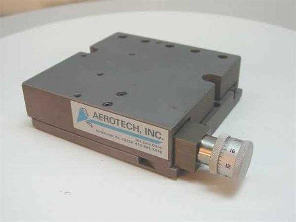 AeroTech ATS 301 Aerotech Manual Positioner / Linear Micrometer Table - As-Is