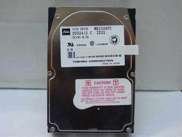 Toshiba 340MB Laptop Hard Drive (MK2326FC)