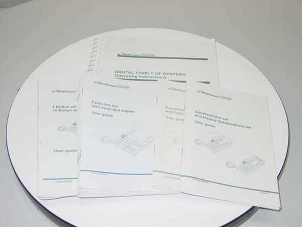 Telrad Telephone User Guides / Operating Instructions 79-XXX-XXXX