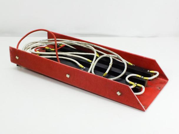 International Rectifier 3 20KV 2Amp Diodes and 1 10KOhm 225W Resistor System
