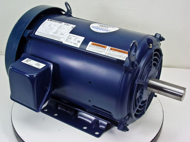 Marathon Electric 7.5 HP Phase-3 213T Electric Motor New Open Box X70421341020