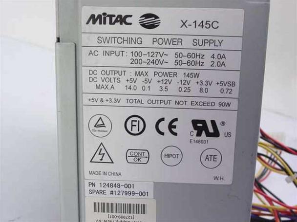 Mitac X-145C  145W Power Supply from Compaq Presario 7470