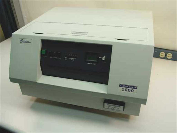 Dynatech Laboratories Microplate Fluorometer (Fluorolite 1000)