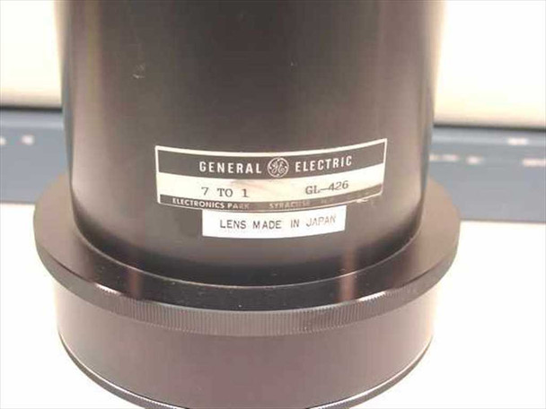 General Electric Light Valve 7 to 1 Projector Lens 7 to 1 Lens