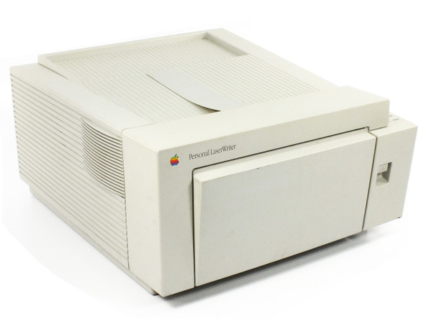 Apple M2000 Personal LaserWriter LS Printer May 1991 M8026G/A - NO POWER - As Is