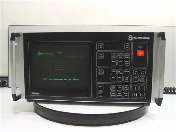 Spectramass/ASI Dataquad RGA Residual Gas Analyzer Controller DAQ 3.2