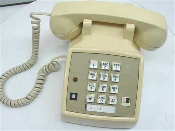 Lucent AT&T Single Line Telephone w/Feature Button  2500DMGC