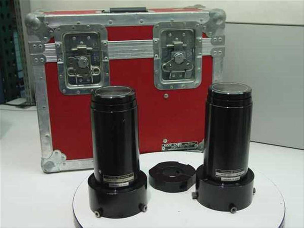General Electric 2 Relay Lens in Anvil Case GH-143 and 131