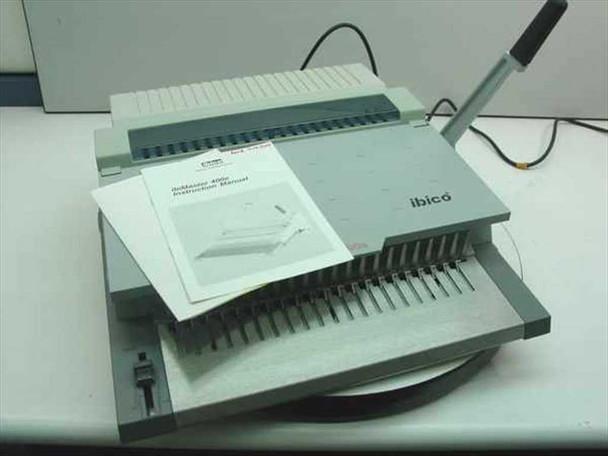 Ibico 400E Ibimaster Electric Plastic Comb Binding Machine