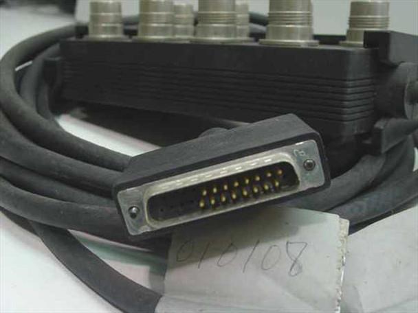 IBM 21F5093 8 PORT TWINAX CABLE