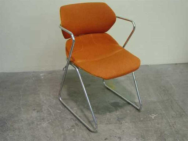 American Seating Stacker Chairs - Lot of 5 Chairs (Acton)