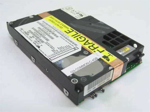 "IBM 4.1GB 3.5"" SCSI Hard Drive 80 Pin 27H1686"