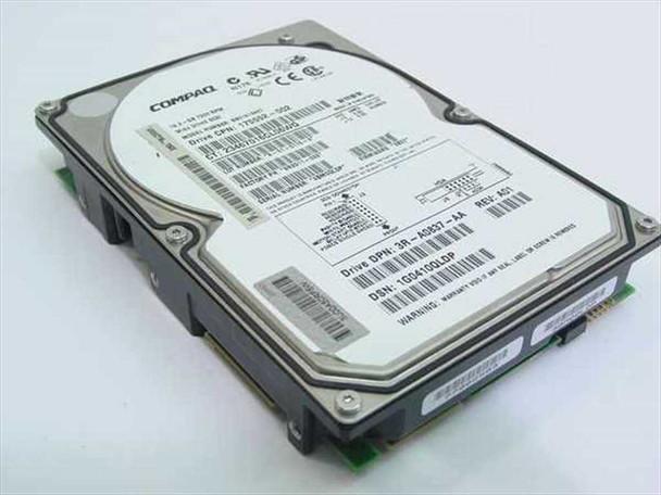 """Compaq 18.2GB 3.5"""" SCSI Hard Drive 80 Pin - A0837 (175552-002)"""