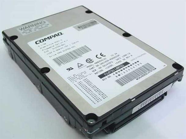 """Compaq 9.1GB 3.5"""" SCSI Hard Drive 7200 RPM 80 Pin - Fujit (313720-001)"""