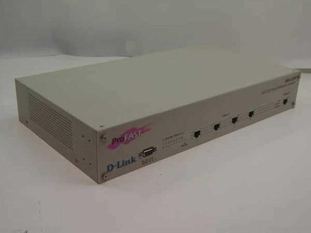 D-Link 10/100 Fast Ethernet Switch 10-base T DES-2205