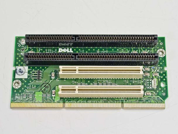 Dell 6171E  GX1 Riser Board 4-Slot x2 PCI x2 ISA