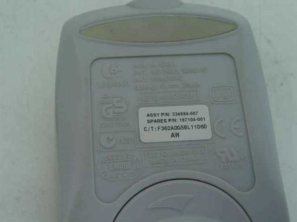 Compaq Mouse PS/2 Three Button Scroll - M-S43a 187104-001