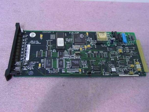 Hayes Century 2 V.34 & Fax Modem Card 09-00444-3