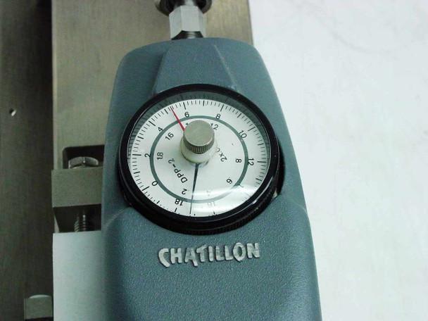 Chatillion DPP-2 Force Gauge ~! (Push-Pull)