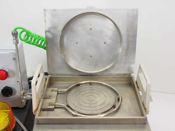 Stainless Steel 750 F Hot Plate with Watlow 942 Computer Controller (3000 Watt)