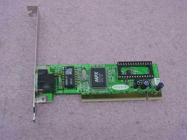 Belkin Ethernet PCI card (F300121102)
