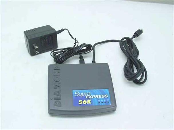 Diamond SupraExpress 56K External Fax Modem - 325500-16 SUP2430