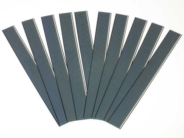 """Solopower 14.5"""" x 1.5""""  Lightweight Flexible CIGS Solar Cell Lot of 10"""