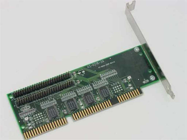 Gateway 6000609 16-Bit ISA 50-Pin Controller Card 03-0218-3A