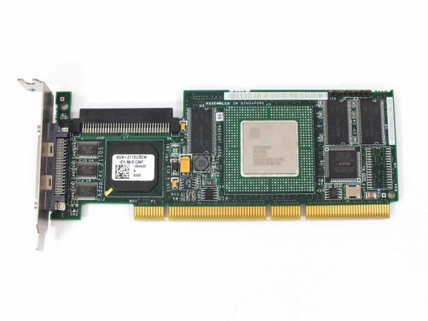 Adaptec ASR-2110C/32M 2110C PCI-to-SCSI RAID Expansion Card