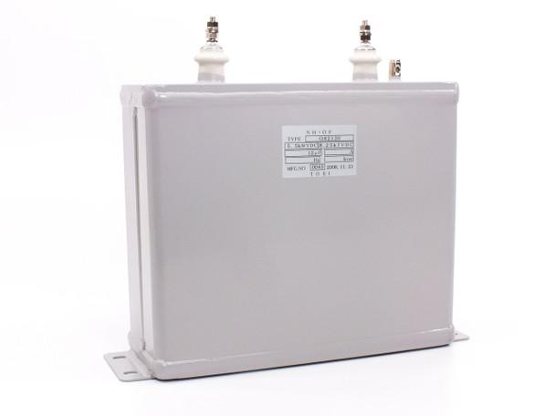T.O.E.I. 082130 5.5kW 8.25kV DC Heavy Duty 12μF Capacitor - New Open Box